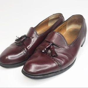 Salvatore Ferragamo tassel loafers sz9.5-2E